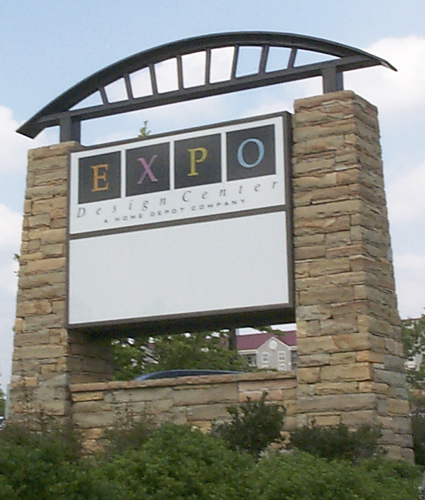 NP EXPO SIGN