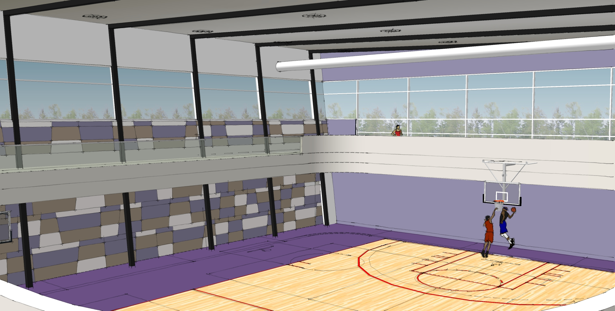 WOF IV-Family Life Center-SD7-gym