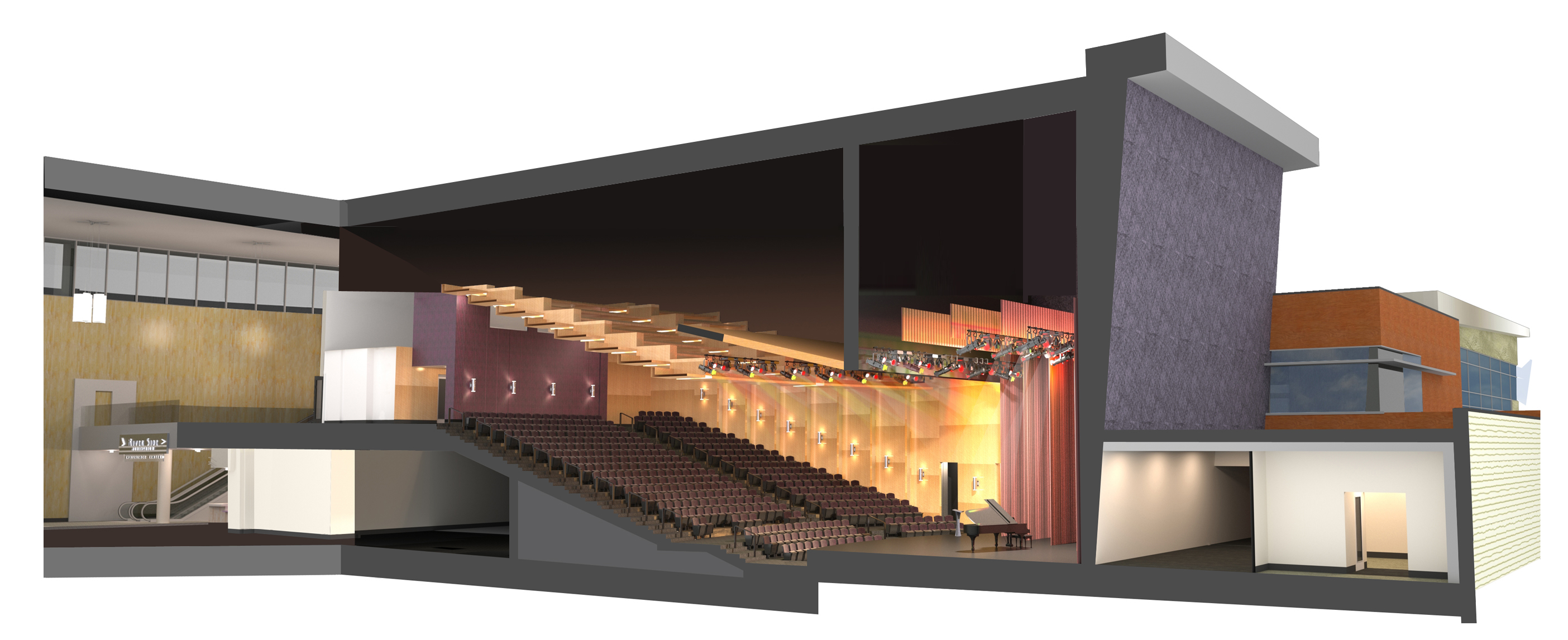WOF_Auditorium Section