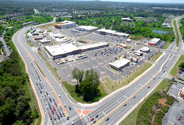 Kennesaw Marketplace 2017 Ordner Construction