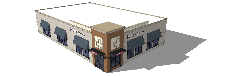 MedExpress - POH Architects
