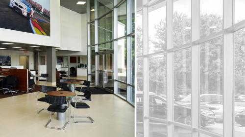 United Bmw Roswell >> United Bmw Renovation Roswell Ga Poh Architects